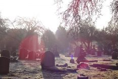 Do Things Exist Where They Are Buried?