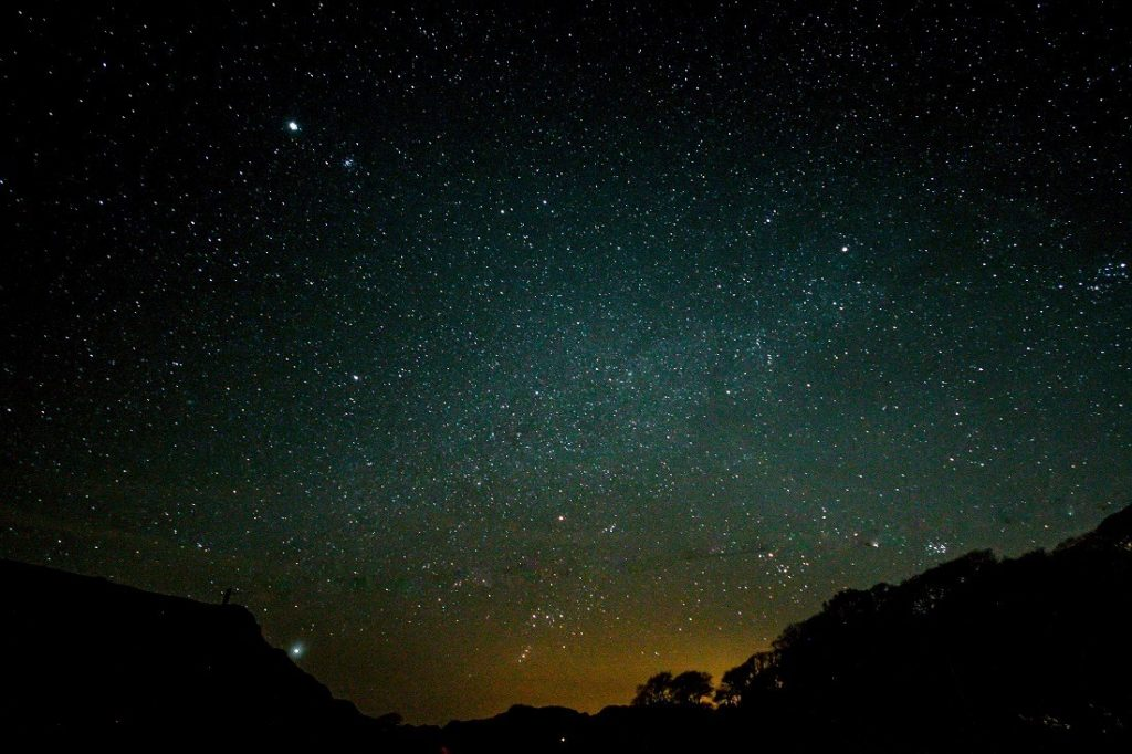 The Meaning and Metaphor of Stars