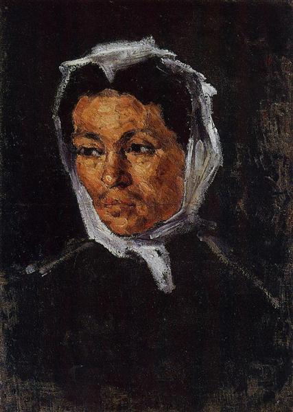 "Paul Cezanne's ""Portrait of the Artist's Mother"" used in"