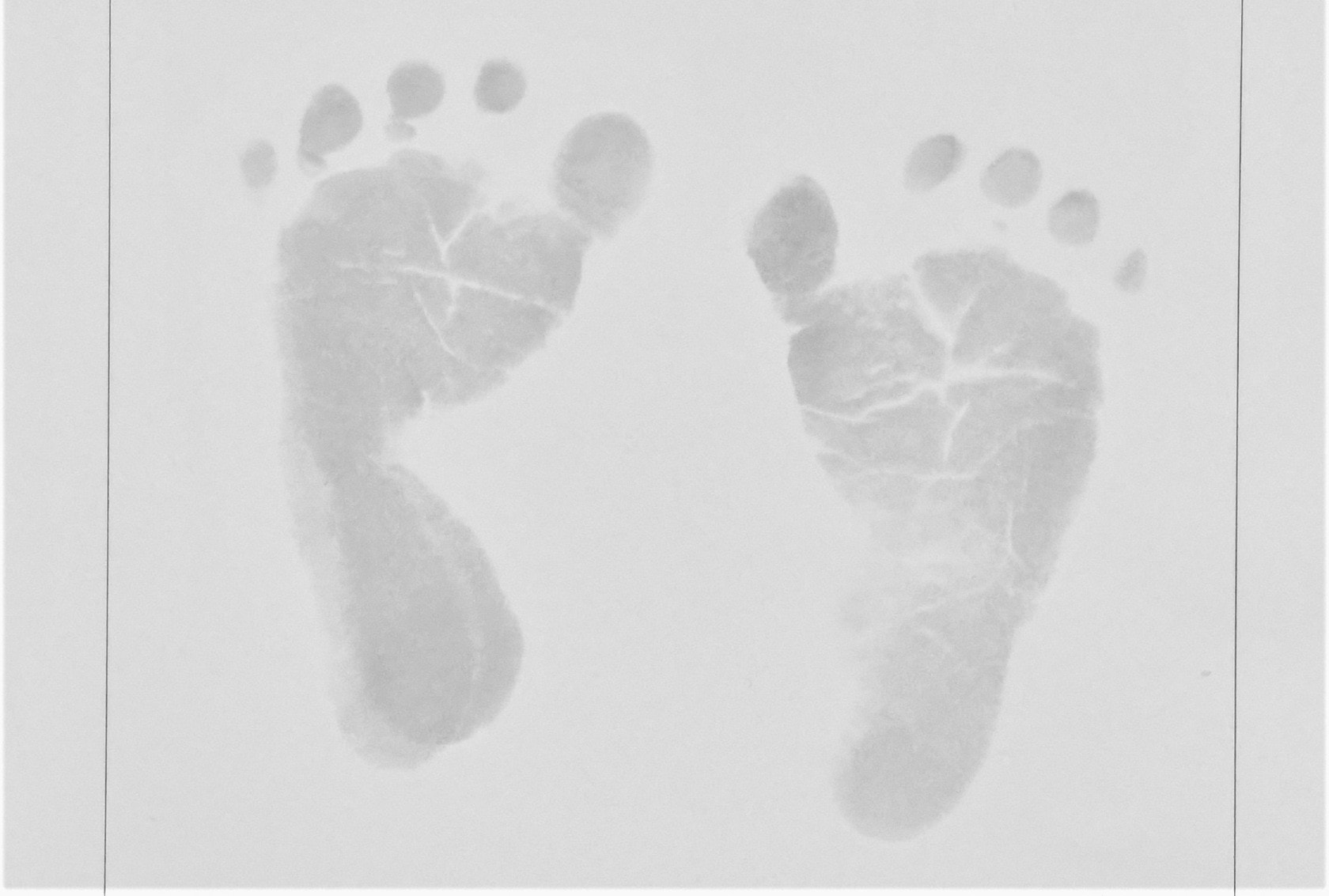 "Footprints. Featured in ""The Gifts of Inheritance."""