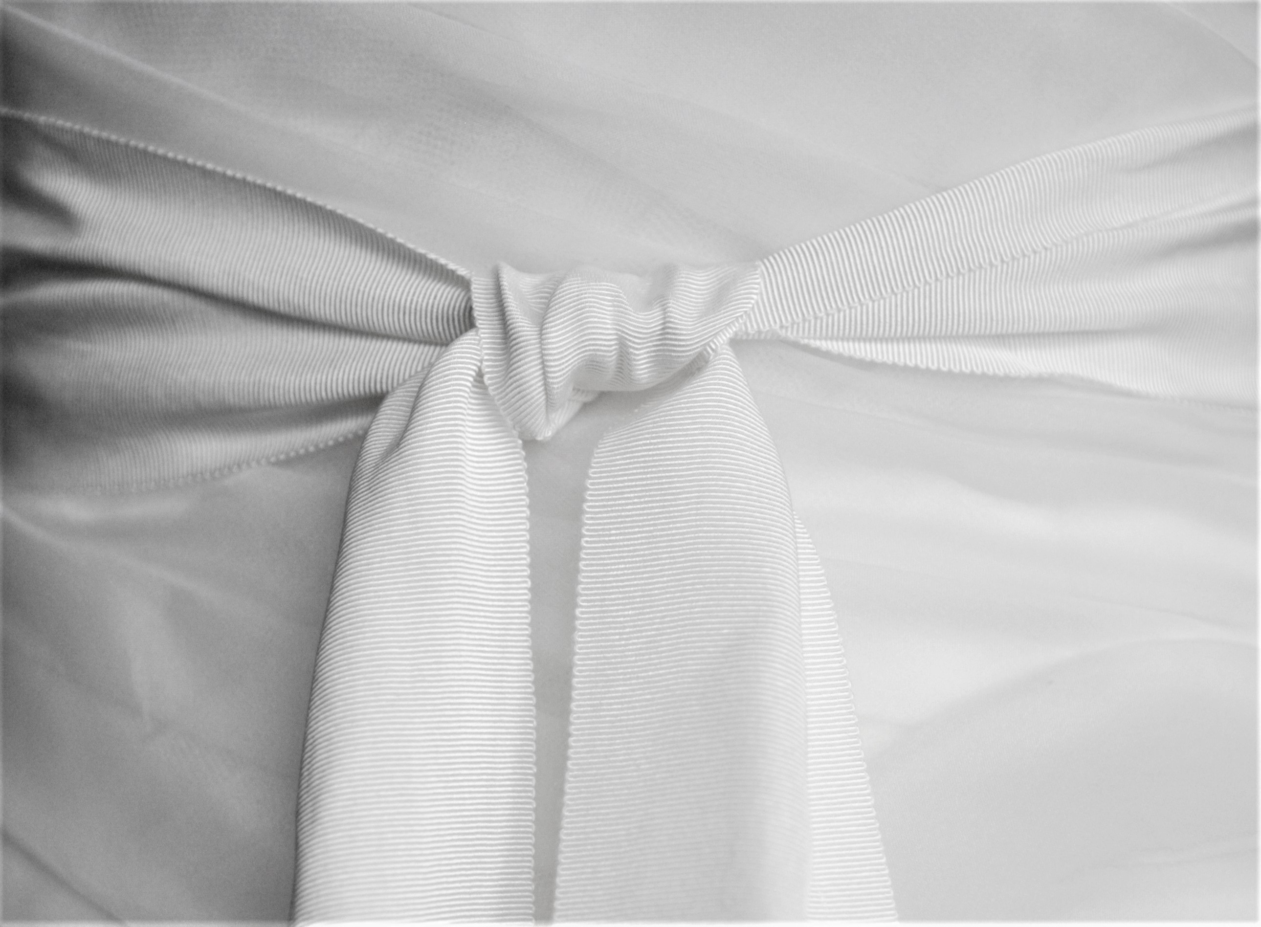 """Wedding dress. Featured in """"The Gifts of Inheritance."""""""