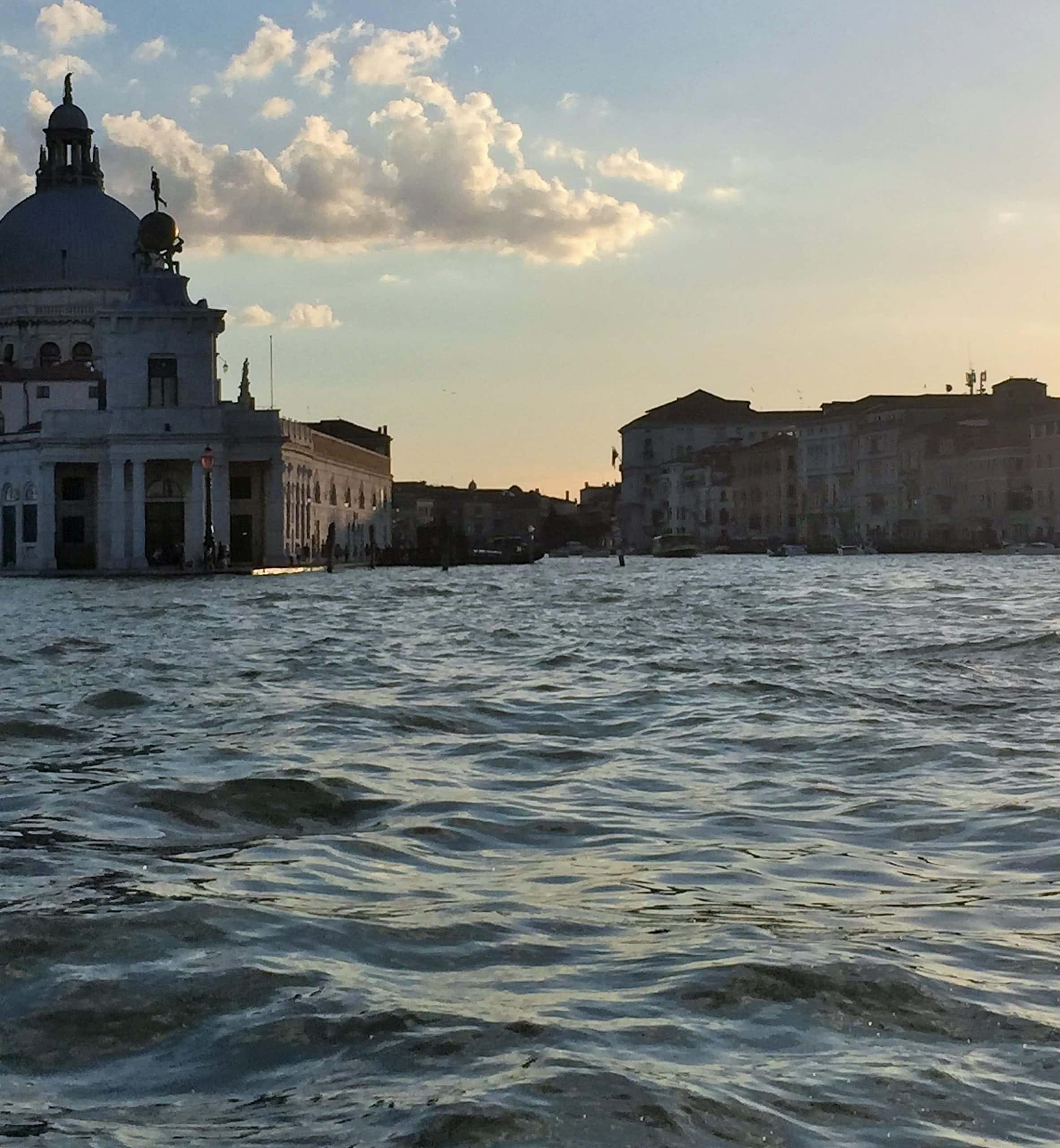 "Venice photograph by Ellen Vrana. Featured in Joseph Brodsky's ""Watermark"" in The Examined Life Library."