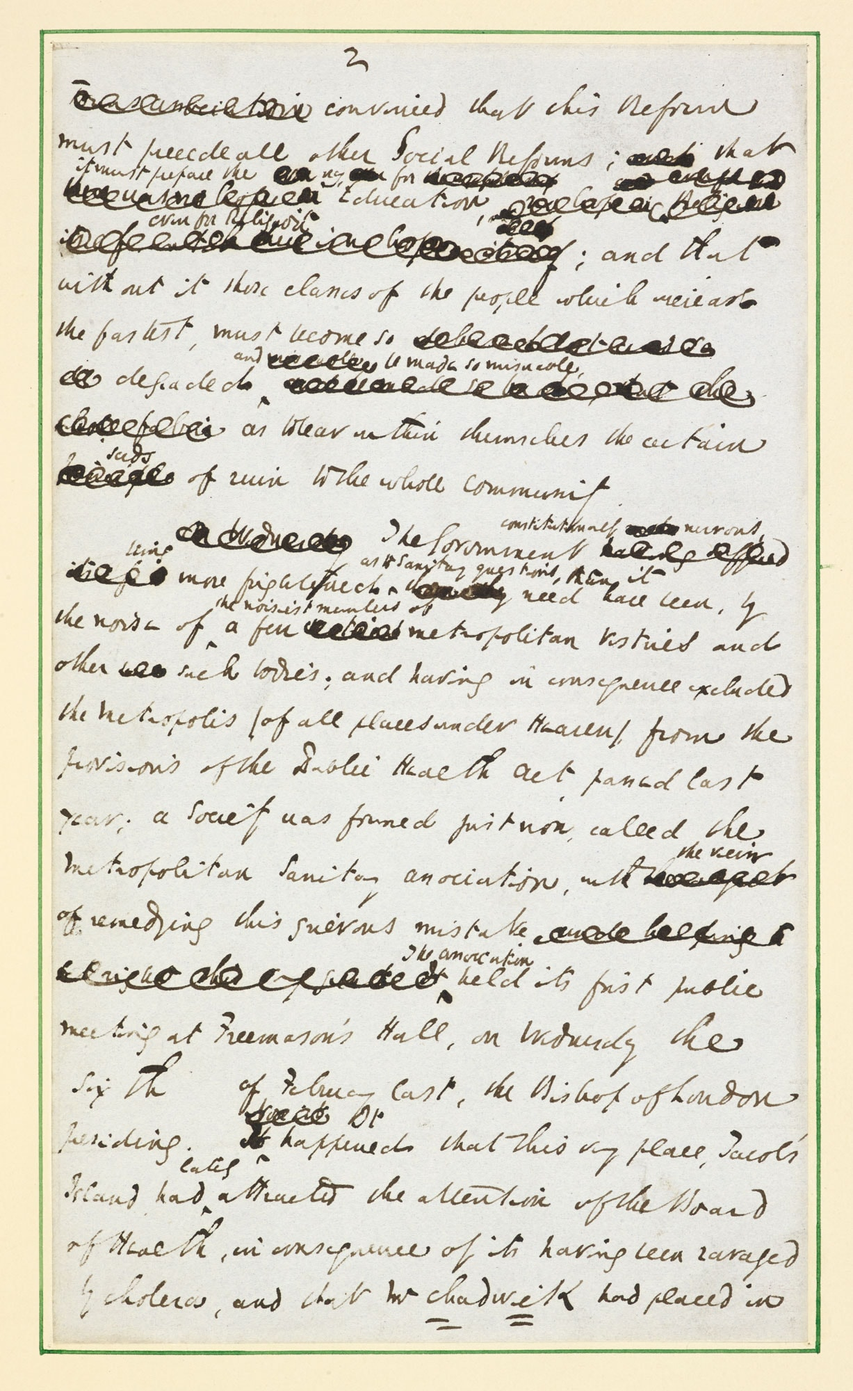 """Preface to Oliver Twist Cheap Edition by Charles Dickens, 1850. Featured in Sol Stein's """"Stein on Writing"""" in the Examined Life Library."""
