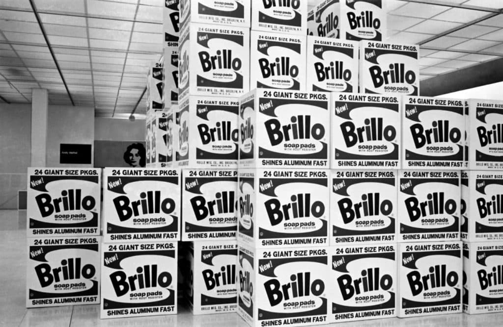 Installation view, Andy Warhol Retrospective, MCA Chicago, Photograph by Frank J. Thomas © MCA Chicago